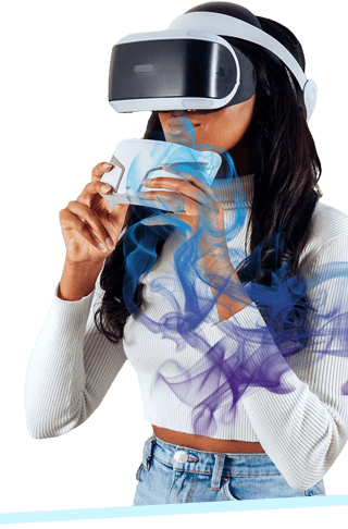 Smell the Virtual Reality
